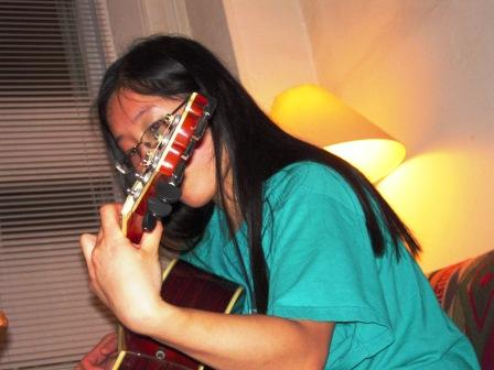 Center City Philadelphia Guitar Lessons Beginner Student