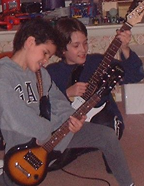 Children's Beginner Guitar Lessons at Center City Philadelphia Guitar Lessons